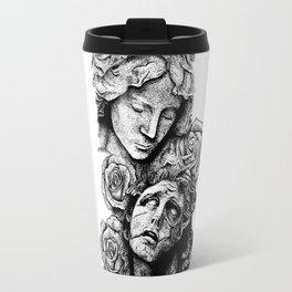 Hell vs. Paradise Travel Mug