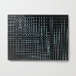 matrices Metal Print
