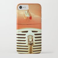car iPhone & iPod Cases featuring Car by Sébastien BOUVIER