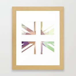 The Brits Framed Art Print
