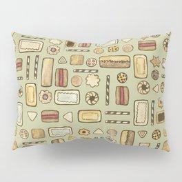 cookies green Pillow Sham