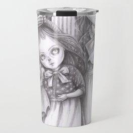 Subrina and Rosabel Travel Mug