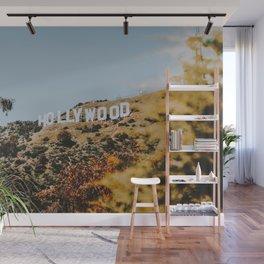hollywood / los angeles, california Wall Mural