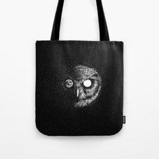 Moon Blinked Tote Bag