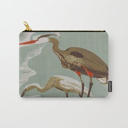 Visit the Zoo - African Birds Carry-All Pouch
