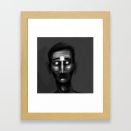Gaunt Framed Art Print