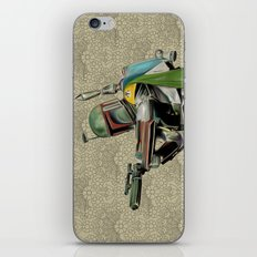 Starwars Boba Fett iPhone & iPod Skin