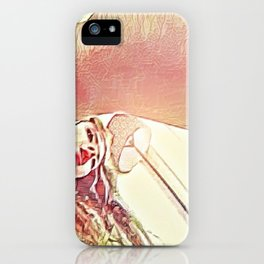 The Heaves iPhone Case
