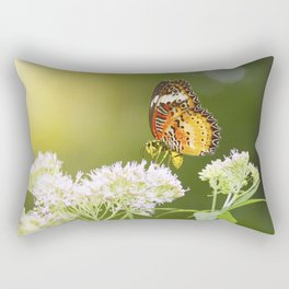 butterwasp Rectangular Pillow
