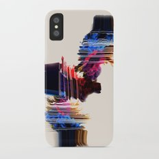 psychedelic Love Slim Case iPhone X