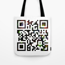 Quick Response Tote Bag