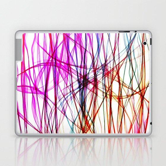 PIXEL RAINBOW Laptop & iPad Skin