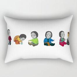 Bean Bag Garak Adventures Rectangular Pillow