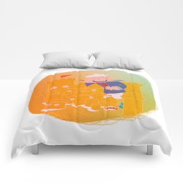 The Sand Castle Comforters