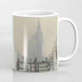 Claude Monet - The Thames Below Westminster Coffee Mug