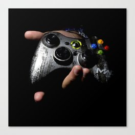 The Gift of Gaming Canvas Print