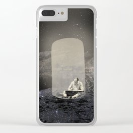 My space Clear iPhone Case