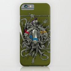 Ancient Ninja Xenomorphs iPhone 6s Slim Case
