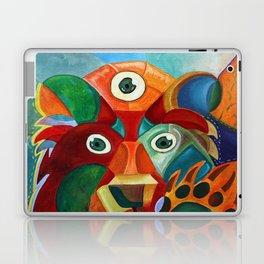 Three Eyed Bear Laptop & iPad Skin