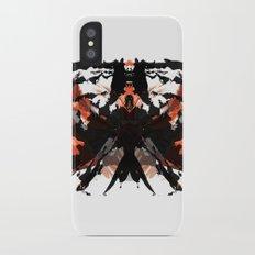 Rorschach Samurai iPhone X Slim Case