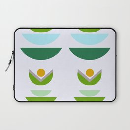 Minimal modern flowers Laptop Sleeve
