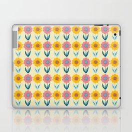 Hello Sunshine Sunflower Laptop & iPad Skin