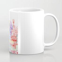 Berlin Towers Coffee Mug