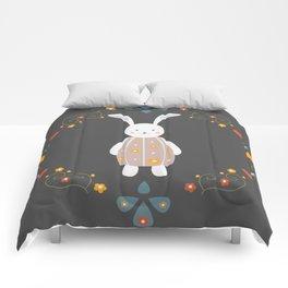 Cute Bunny Comforters
