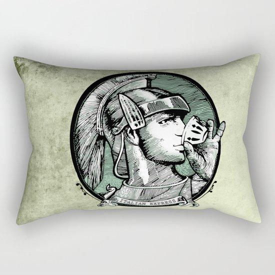 italian express Rectangular Pillow