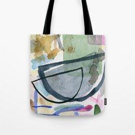 Abstract watercolor still life #1 Tote Bag