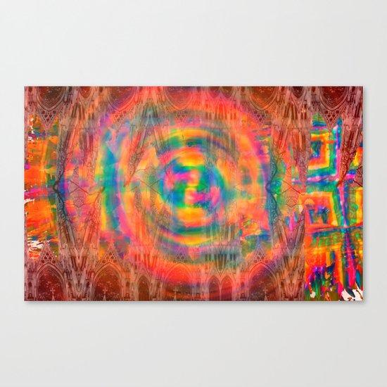 Tropical Storm Jam Canvas Print