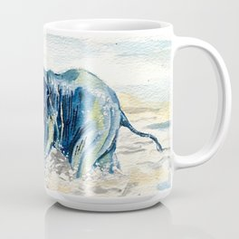 Spraying Rainbows Coffee Mug