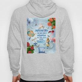 Alice In Wonderland - Imagination Hoody