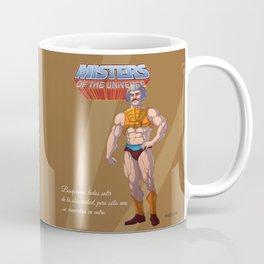Mister Men at Arms Coffee Mug