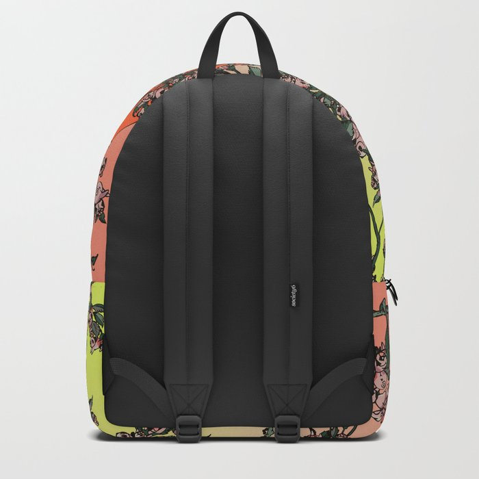 Pugry Blossom Backpack