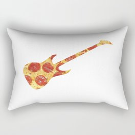 Tug At My Pizza Strings Rectangular Pillow