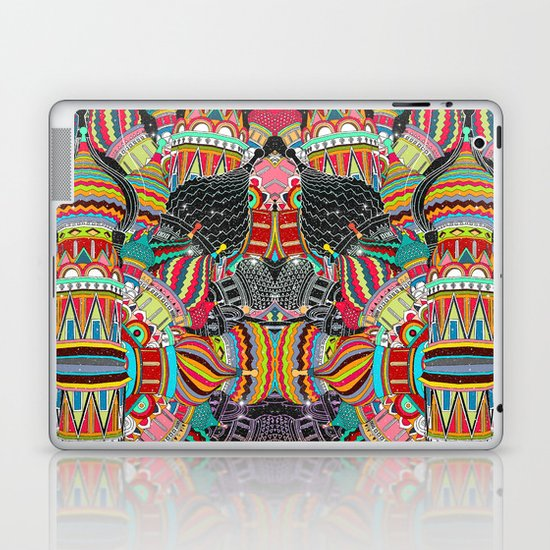Trinity (Feat. FalcaoLucas) Laptop & iPad Skin