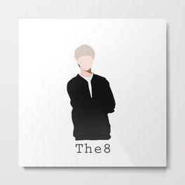 Seventeen - The8 Metal Print