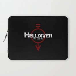 Helldiver of Lykos Laptop Sleeve