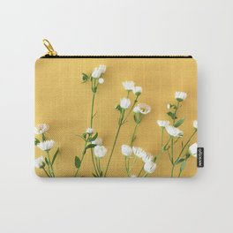 Yellow summer | Flower Photography Carry-All Pouch
