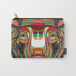 Bison (Feat. Bryan Gallardo) Carry-All Pouch