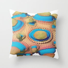 Life On Other Planets [Version 03] Throw Pillow