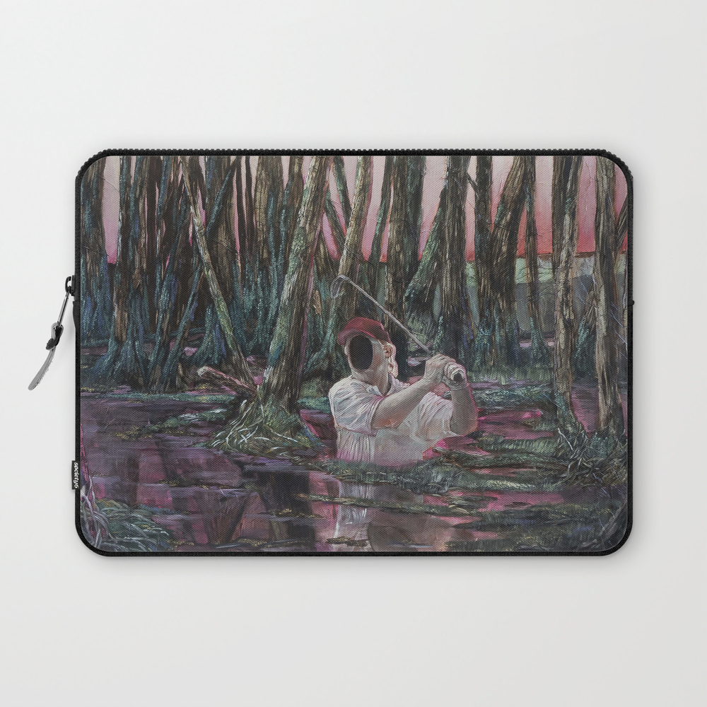 The Man Who Wasnt There Laptop Sleeve LSV8649991