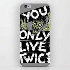 You Only Live Twice iPhone Skin