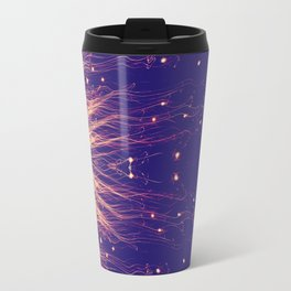 Fire Hair Travel Mug