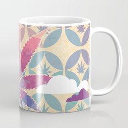 Colorful marijuana Coffee Mug