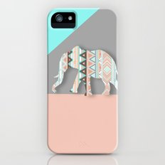 Elephant  Slim Case iPhone (5, 5s)