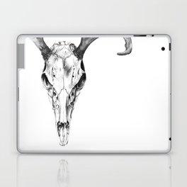 Deer Skull in Pencil Laptop & iPad Skin