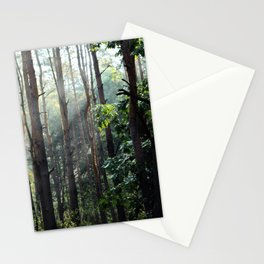 Forest Nature Stationery Cards