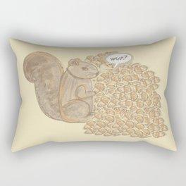 chip! Rectangular Pillow